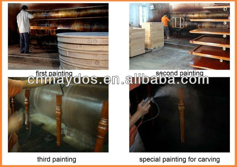 China Top Five Paint Factory-Maydos Eco Friendly Zero VOC Water Based Wood Paint
