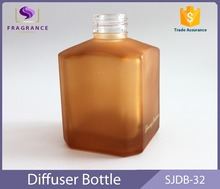 2015 new style wood cap reed diffuser bottle