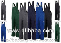 Bib pants, Coverall Workwear, Work Overall Uniform, Safety Clothing