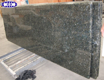 Natural china jade green granite countertop