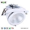 TUV CE SAA Lifud driver adjustable gimbal downlight 38w adjustable led cob downlight