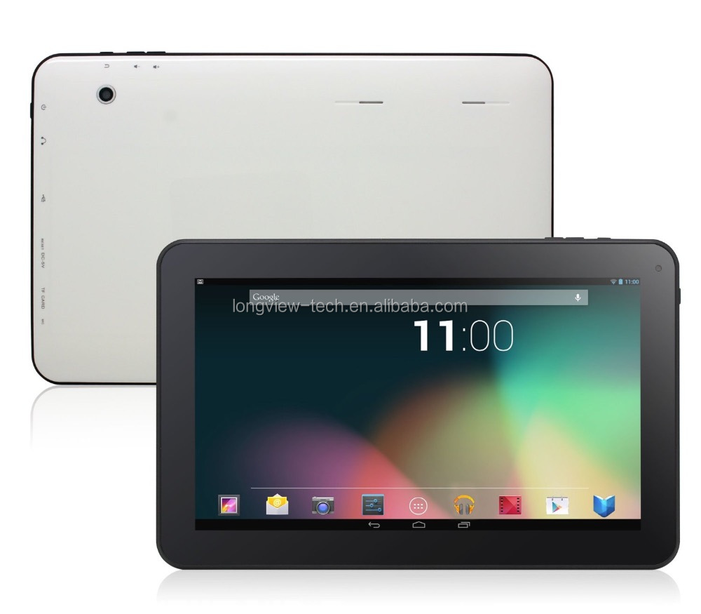 "16GB 10.1"" Google Android 4.4 1.3GHz Quad-Core WiFi Touchscreen Shen Zhen Famous Tablet"