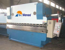Hydraulic sheet press brake,WC67Y hydraulic beading machine