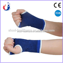 Customized Logo Hand wrist knitted elastic palm support