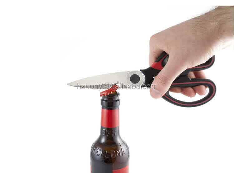 Ultra Sharp Premium Heavy Duty Kitchen Shears and Multi Purpose Scissors