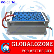 10g long life ozone generator plate air purifier kit with 2 ceramic plates 110v