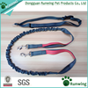 wholesale custom color Nylon hands free Dog Leash for running
