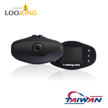 TAIWAN Mini HD car camera 360 degree bracket dash cam