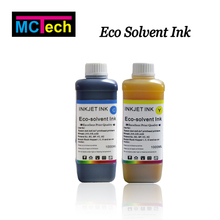 Durability Outdoor Jetbest Eco Solvent Dye Ink for DX4 DX5 DX7 Head