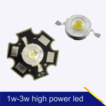 Good Sell Products of 1W High Power LED