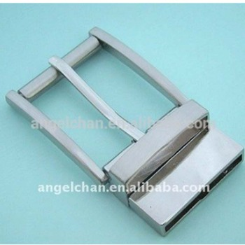 R-0770-25 35mm Manufacturer promotional wholesale price nickle free metal reversible belt buckle for men