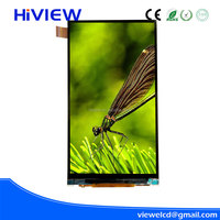 IPS 5 inch tft lcd module1080*1920 MIPI 2 Lans interface with with Capacitive touch screen