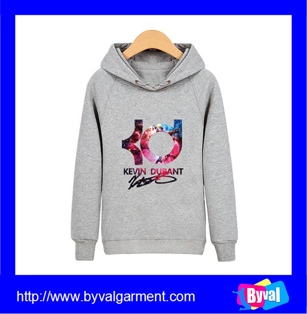 Wholesale 100 Cotton Fleece Hoodies/Sweatshirts men's pullover hoody custom printing and logo