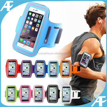 For Cell Phone Common Sports Gym Armband Cover Jogging Cycling Running waterproof Arm Holder Case