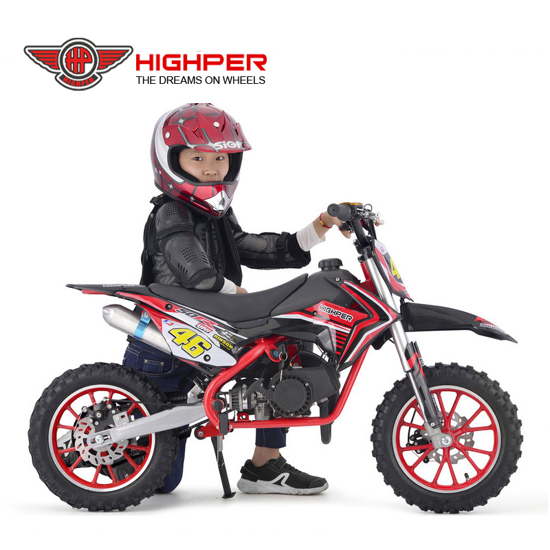 49cc gas mini dirt bike, 49cc mini motorcycle for Kids DB709(A)
