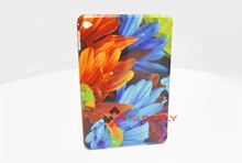 OEM New 3D sublimation Blank Gloss phone cases for iPad Mini 4