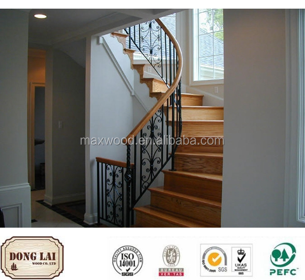 removable 304 inox cable stair handrail price