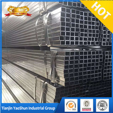 Tube 8 Japanese Q195 Pre galvanized pipe square and rectangular