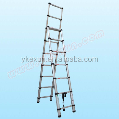 2015 Double-used Telescopic Ladder with EN131
