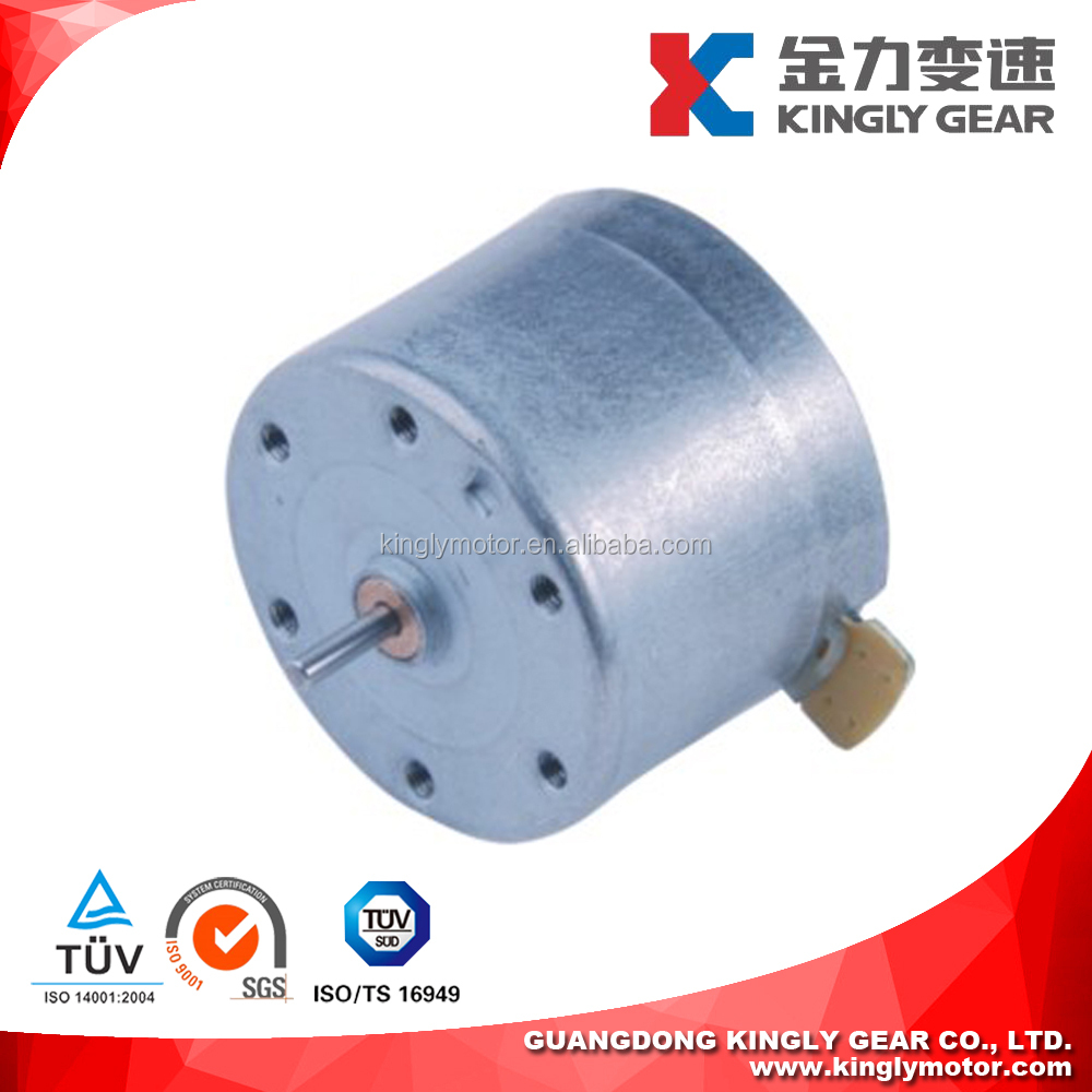 6v dc electric motors,12v dc electronic governor motors,12v dc motor for car cassette tape recorder(JEG-530AD)