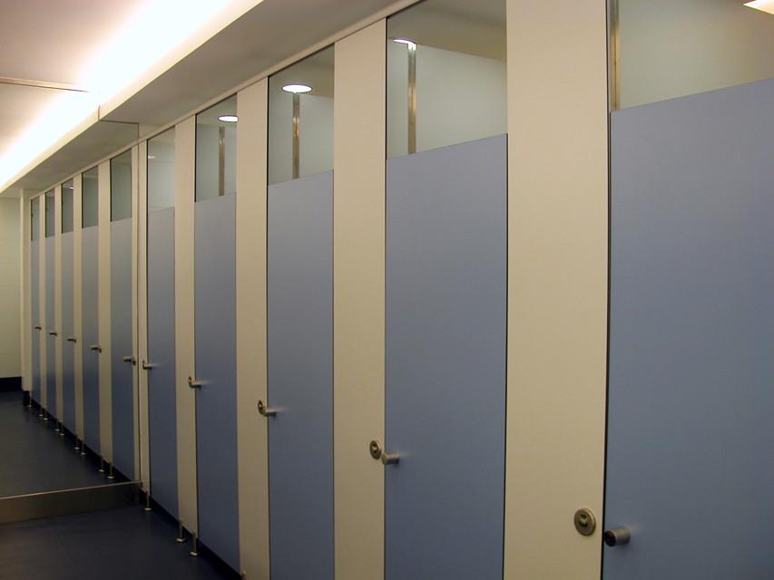 Amywell High Density Moistureproof Hpl Commercial Bathroom Wall Panels Buy Commercial Bathroom