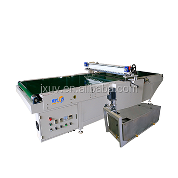 High Gloss Curtain Coating Machine / /Mirror Painting Machine