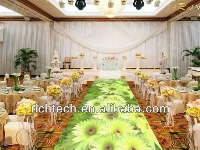The new wedding decor is a fashionable trend in wedding industry, making your wedding more impressive