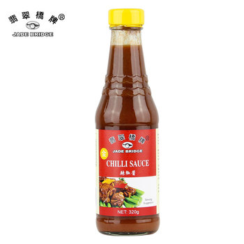 320g factory price Chili Sauce