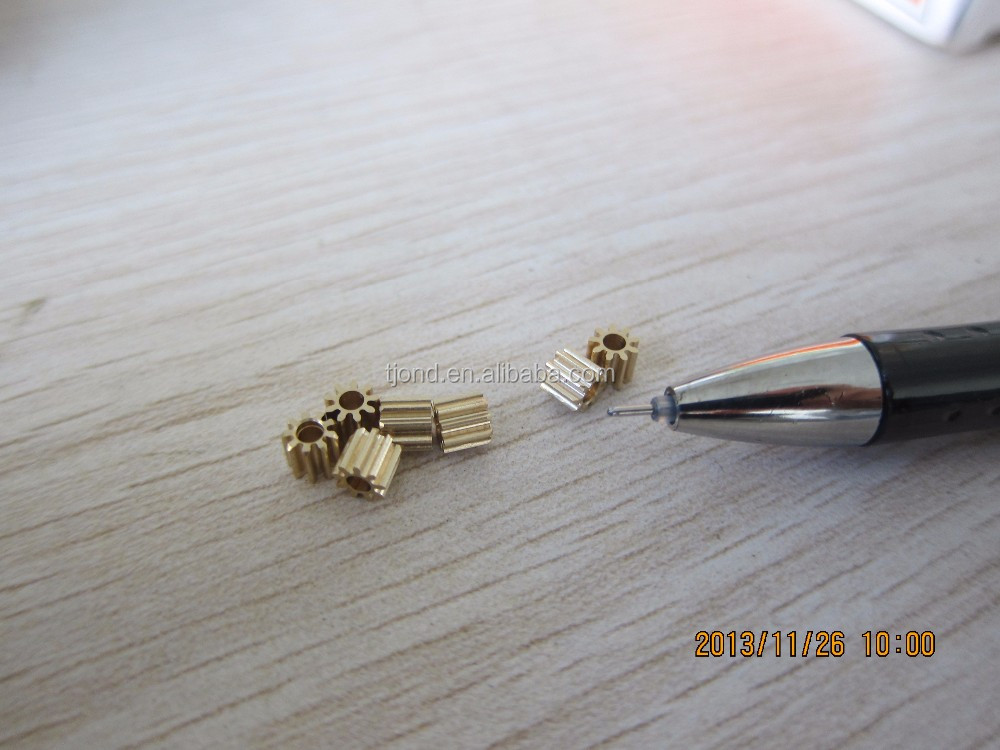 Best quality Small brass pinion manufacturer