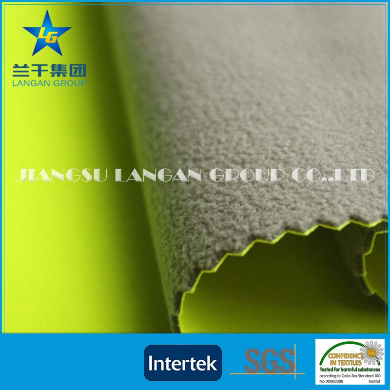 New Type Top Sale Polyester Poly Spandex Woven Fabric