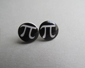 Mathematics math Earring