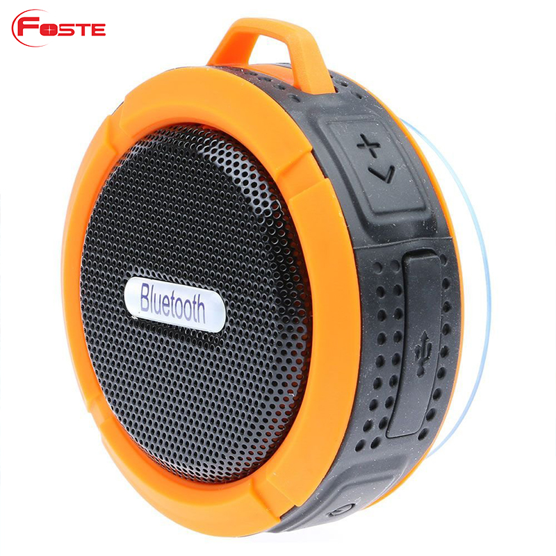 2017 Classic Product mini portable rechargeable bluetooth speaker, FT-X22 Bluetooth-ljud/Bluetooth speaker waterproof