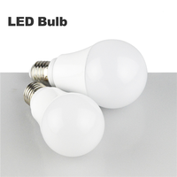 5W7W-Energy Saving White e27 led light bulb