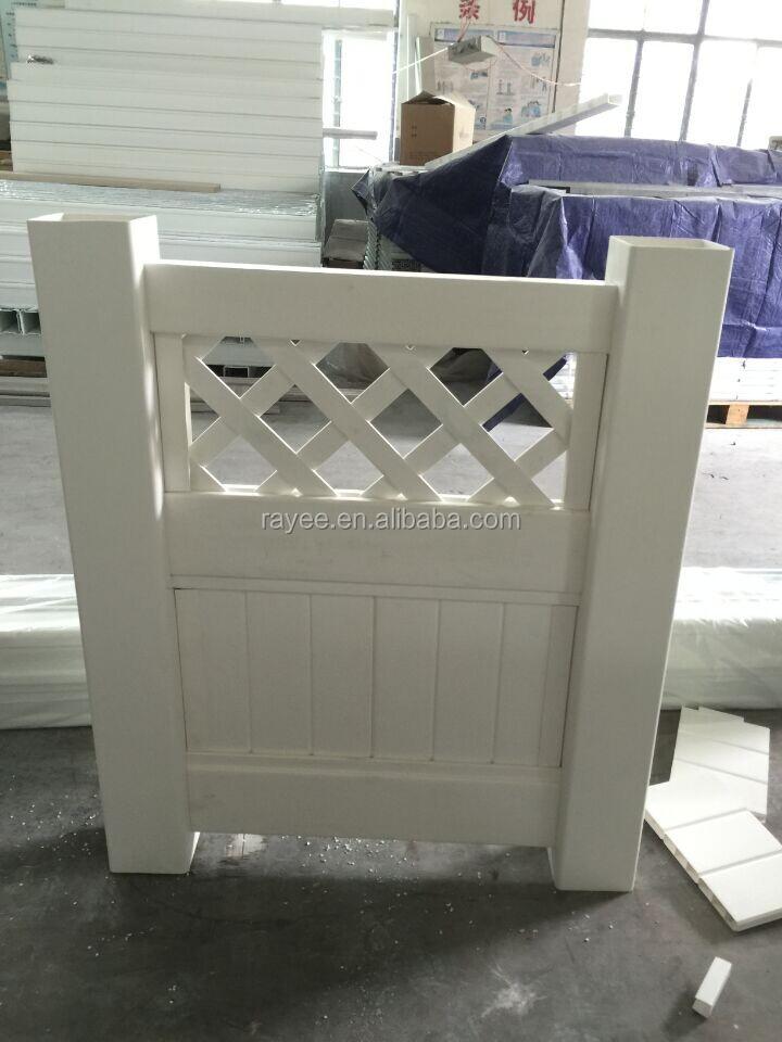 Wholesale vinyl lattice online buy best vinyl lattice - Valla jardin pvc ...