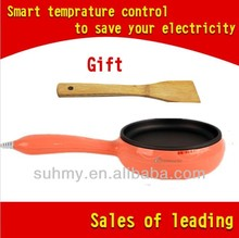 temperature sensor for frying pan