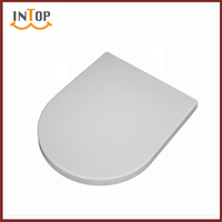 Closed Front one button and quick release UF toilet seat (special in uk )