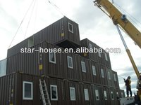 Stackable Portable Container House Easy for Installation