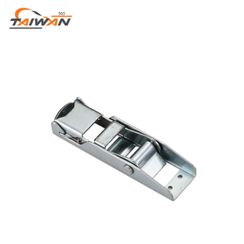 Wholesale ratchet tie down metal overcenter buckle