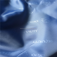 Customized Embossed Lightweight Polyester Taffeta Fabric