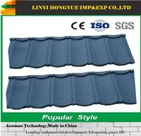 galvanised sheet metal flat tile 0.40mm metal roofing tiles
