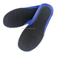 Genuine Leather Material and Insoles Type Leather kid's Insole