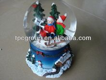 Hot sell 2013 Porcelain snow ball