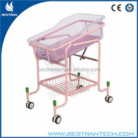 BT-AB103 China Luxury CE adjustable infant baby beds hospital adult baby furniture