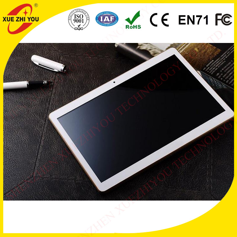High quality 3G calling tablet 9.6 inch android 1+16gb dual sim tablet pc