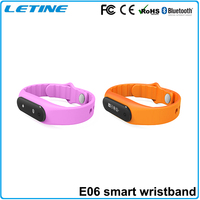 2015 wearable devices Smart bracelet 2015 health wristband pedometer bluetooth smart bracelet