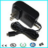 US 12v 1a dc power adapter for set top box