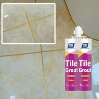 Waterproof epoxy based decorated gap filler beautiful sealant for gap filling
