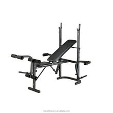 New S-Long multi function indoor used weight bench for sale