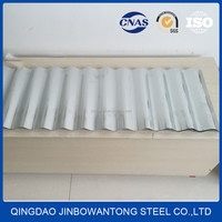 corrugated plastic partition aluminum metal roof sheet price of PhilippInes