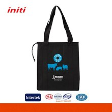 2016 High Quality Insulated Printed Travel Ice Bag With Handle